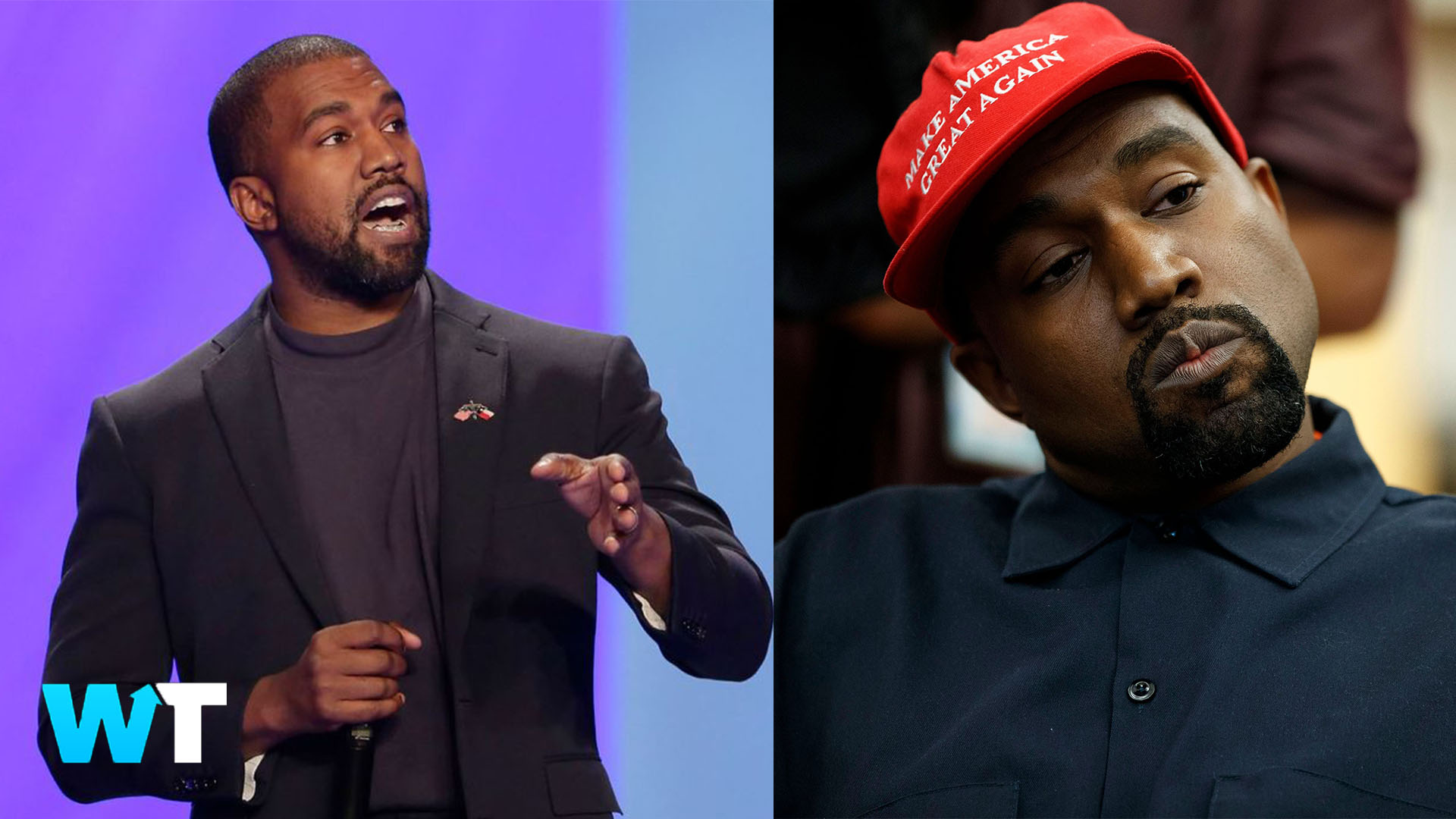 Kanye West Drops Out